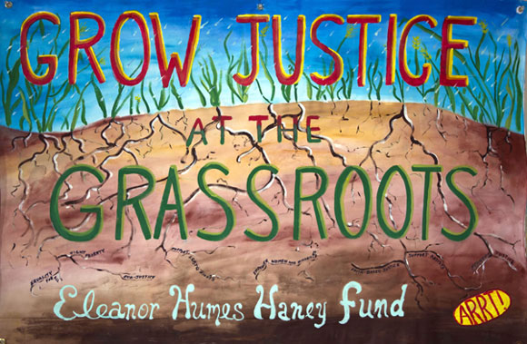 Grow Justice at the Grass Roots